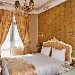 Enderun Hotel Istanbul 4* Стандартный номер с различными типами кроватей фото 4