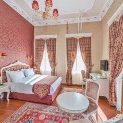 Enderun Hotel Istanbul 4* Номер Делюкс с двуспальной кроватью фото 7