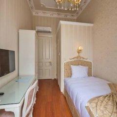 Enderun Hotel Istanbul 4* Стандартный номер с различными типами кроватей фото 5