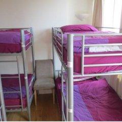 4 Star Hostel Кровать в женском общем номере с двухъярусной кроватью фото 6