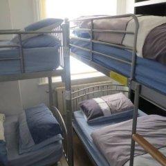 4 Star Hostel Кровать в общем номере с двухъярусной кроватью фото 25