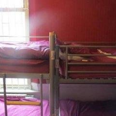4 Star Hostel Кровать в женском общем номере с двухъярусной кроватью фото 17