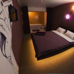 Гостиница Euphoria Стандартный номер с различными типами кроватей фото 3