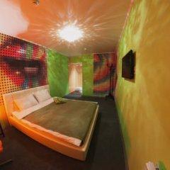 Гостиница Euphoria Стандартный номер с различными типами кроватей фото 6