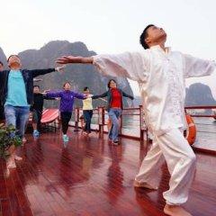 Отель Oriental Sails 3* Улучшенный номер с различными типами кроватей фото 11