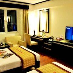 Muong Thanh Three Star Hotel 3* Улучшенный номер фото 5