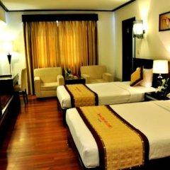 Muong Thanh Three Star Hotel 3* Улучшенный номер фото 4