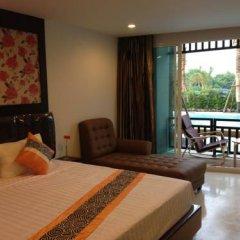 Aranta Airport Hotel 3* Номер Делюкс с различными типами кроватей фото 9