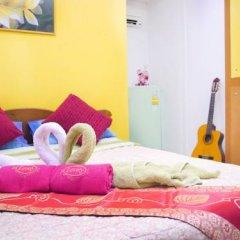 Отель Siam Bb Resort 2* Стандартный номер с различными типами кроватей фото 2