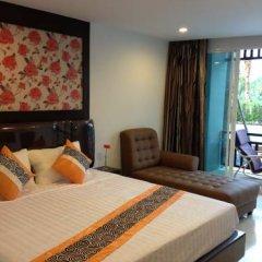 Aranta Airport Hotel 3* Стандартный номер с различными типами кроватей фото 9