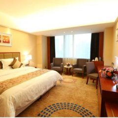 Отель Xiamen Harbor Mingzhu 4* Представительский номер фото 7
