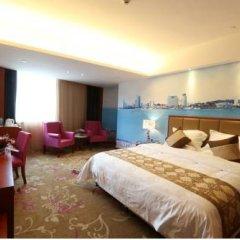 Отель Xiamen Harbor Mingzhu 4* Стандартный номер фото 8