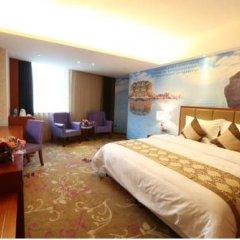 Отель Xiamen Harbor Mingzhu 4* Представительский номер фото 6