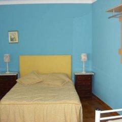 Отель Hospedaria Bernardo Семейная студия разные типы кроватей