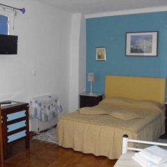 Отель Hospedaria Bernardo Семейная студия разные типы кроватей фото 9