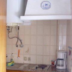 Отель Hospedaria Bernardo Семейная студия разные типы кроватей фото 2