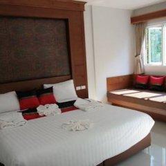 Отель Rojjana Residence 2* Стандартный номер двуспальная кровать фото 18