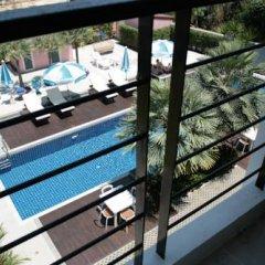 Отель Rojjana Residence 2* Стандартный номер двуспальная кровать фото 12