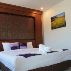 Отель Rojjana Residence 2* Стандартный номер двуспальная кровать фото 20
