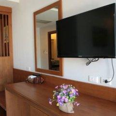 Отель Rojjana Residence 2* Стандартный номер двуспальная кровать фото 5