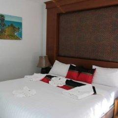Отель Rojjana Residence 2* Стандартный номер двуспальная кровать фото 19