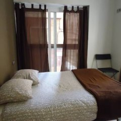 Gracia City Hostel Улучшенный номер с различными типами кроватей фото 3