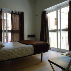Gracia City Hostel Улучшенный номер с разными типами кроватей