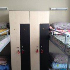 Экспресс Отель & Хостел Кровать в мужском общем номере с двухъярусными кроватями фото 8