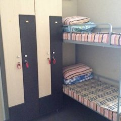 Экспресс Отель & Хостел Кровать в мужском общем номере с двухъярусными кроватями фото 5