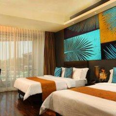 Отель Centara Ceysands Resort & Spa Sri Lanka 5* Улучшенный номер с различными типами кроватей фото 3