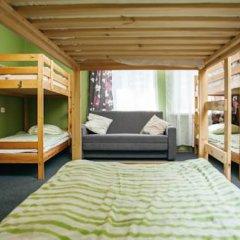 Хостел Достоевский Кровати в общем номере с двухъярусными кроватями фото 39