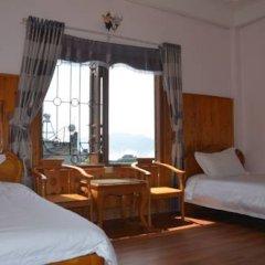 Graceful Sapa Hotel Улучшенный номер с различными типами кроватей фото 7