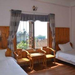Graceful Sapa Hotel Улучшенный номер с различными типами кроватей фото 8