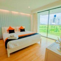 Отель Rocco Huahin Condominium Апартаменты с 2 отдельными кроватями фото 39