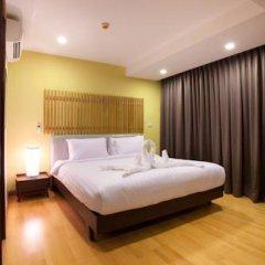 Отель Rocco Huahin Condominium Апартаменты с 2 отдельными кроватями фото 38