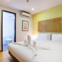 Отель Rocco Huahin Condominium Апартаменты с 2 отдельными кроватями фото 35