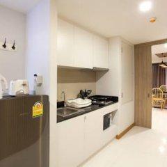 Отель Rocco Huahin Condominium Апартаменты с 2 отдельными кроватями фото 34