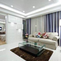 Отель Rocco Huahin Condominium Люкс с различными типами кроватей фото 26