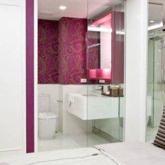 Отель Rocco Huahin Condominium Люкс с различными типами кроватей фото 31