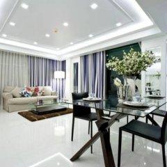 Отель Rocco Huahin Condominium Люкс с различными типами кроватей фото 28