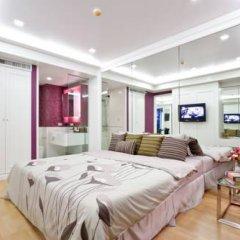 Отель Rocco Huahin Condominium Люкс с различными типами кроватей фото 30