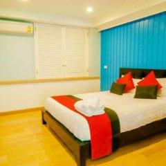 Отель Rocco Huahin Condominium Апартаменты с 2 отдельными кроватями фото 41
