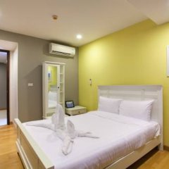 Отель Rocco Huahin Condominium Апартаменты с 2 отдельными кроватями фото 33