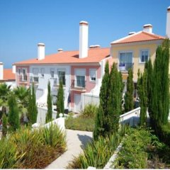 Отель Luxury Townhouse in Praia D'El Rey Вилла разные типы кроватей фото 23