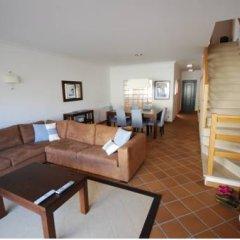 Отель Luxury Townhouse in Praia D'El Rey Вилла разные типы кроватей фото 20