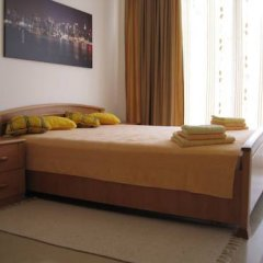 Апартаменты Monterus Bečići Apartments Апартаменты с различными типами кроватей фото 26