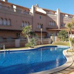 Отель Holiday home Casa N 21 El Vendrell Стандартный номер с разными типами кроватей фото 3