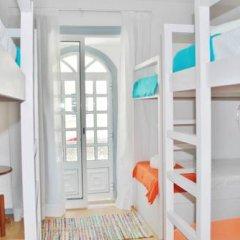 Ale-Hop Albufeira Hostel Кровать в общем номере с двухъярусной кроватью фото 10