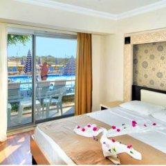 Aperion Beach Hotel 3* Стандартный номер фото 3