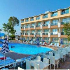 Aperion Beach Hotel 3* Стандартный номер фото 4